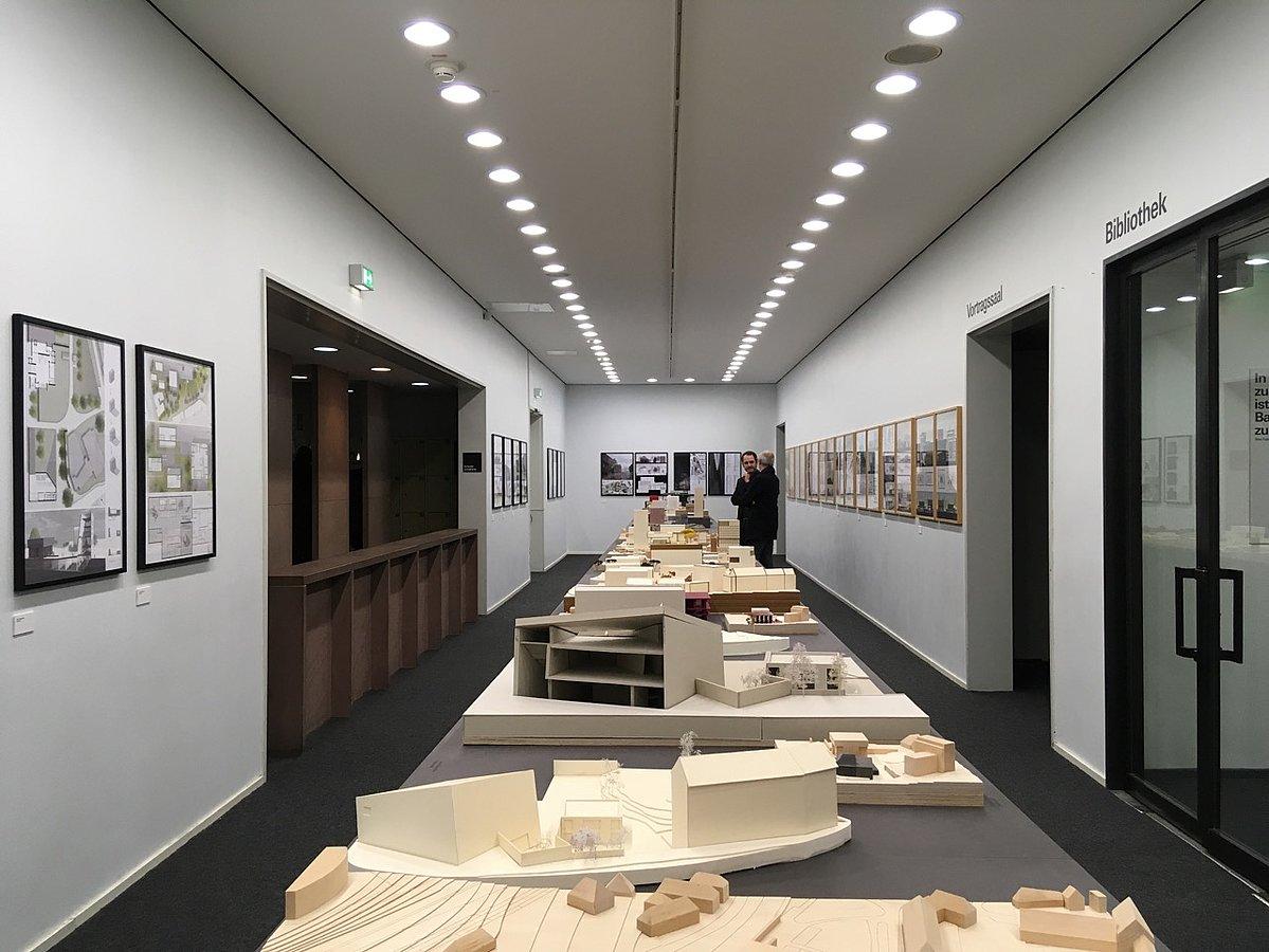Johnson Plus   Finissage in der Kunsthalle Bielefeld Detmolder ...