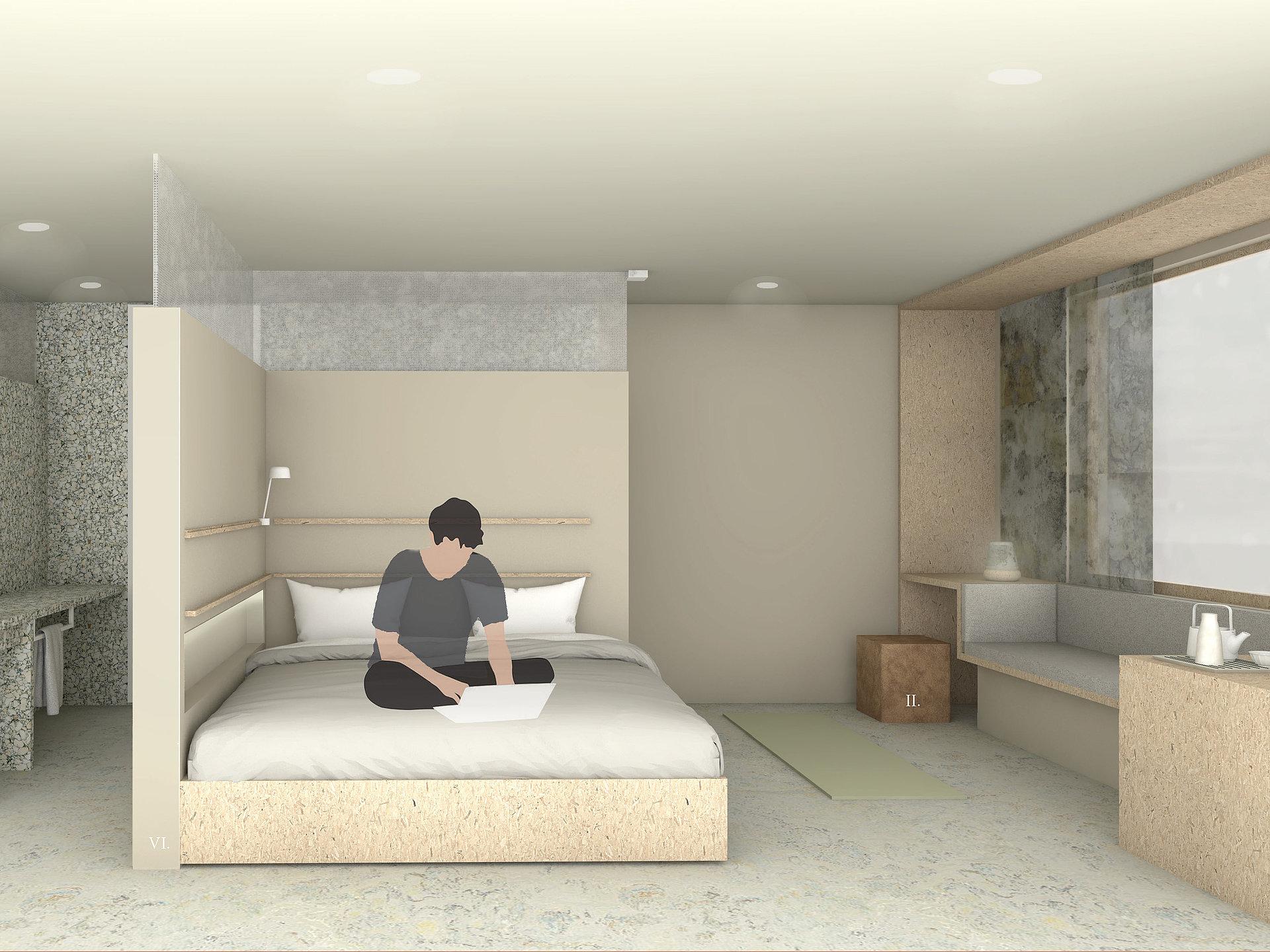 Hotelzimmer der Zukunft Ideenwettbewerb des ...