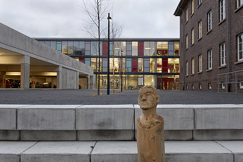 Detmold School Of Architecture And Interior Architecture Detmolder Schule Fur Architektur Und Innenarchitektur Th Owl