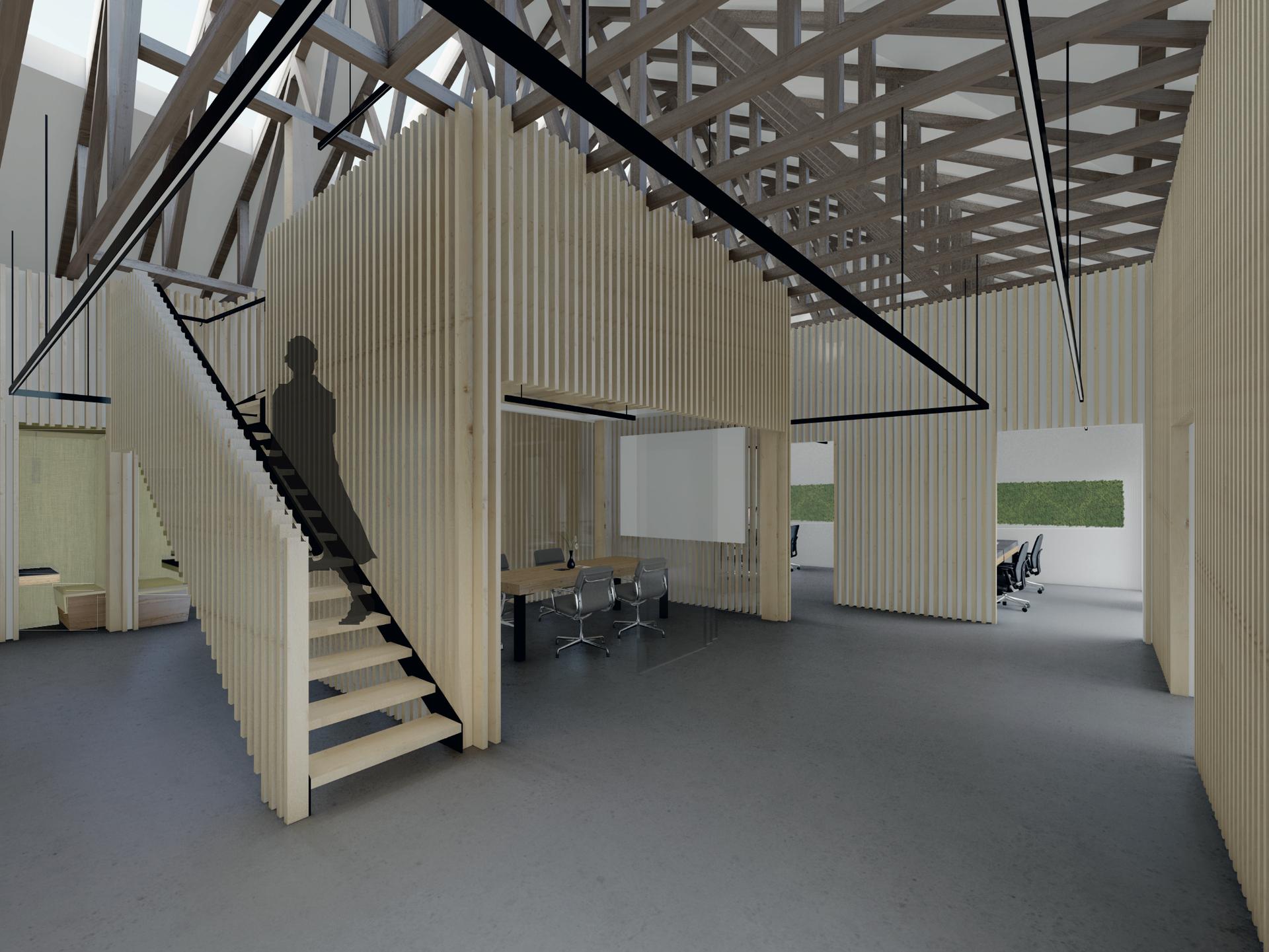 Projekt Konstruktion Detmolder Schule für Architektur und ...